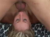 Hot Blonde fucks Boyfriend's