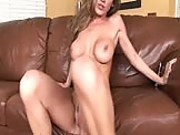 Pussycat woman working out her pussy tube video